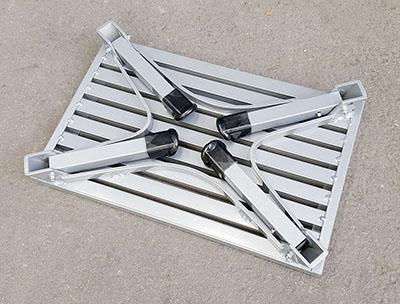 Strange Aluminum Stool Aluminum Car Washing Stool Aluminum Folding Ibusinesslaw Wood Chair Design Ideas Ibusinesslaworg